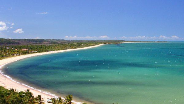 Convite à exclusividade. Praia em Santo André.