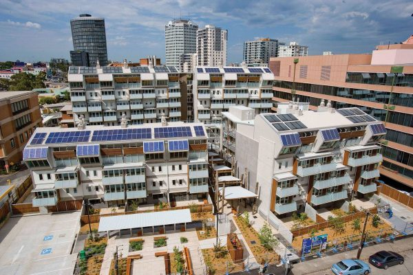 K2 Apartments, construções totalmente sustentáveis. Foto: Reprodução