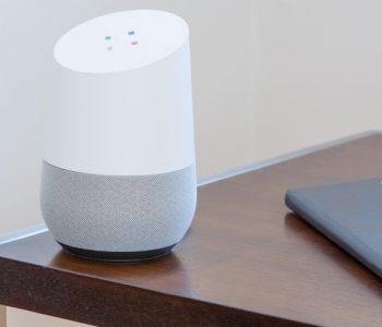 Google home já automatiza espaços e altera relação do homem com a tecnologia.