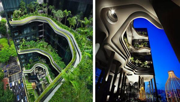 Hotel Royal Park em Singapura