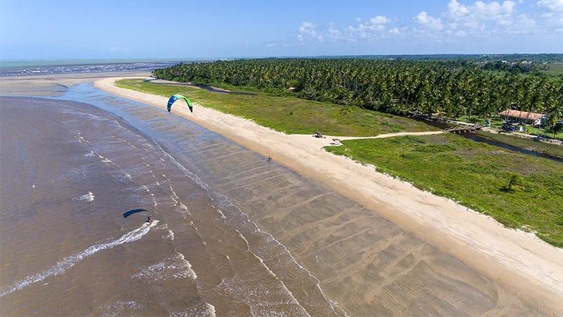 KiteSurf Araripe Santo André Bahia
