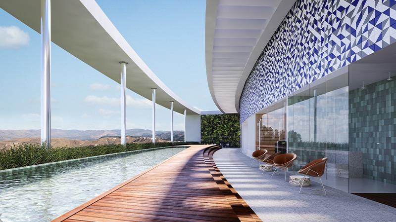 Perspectiva rooftop Ventura