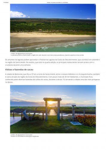 Araripe, um paraíso escondido no sul da Bahia